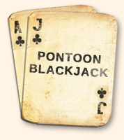 Blackjack Klassiker Pontoon